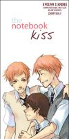 Trio - Notebook Kiss ch. 2 by gem2niki