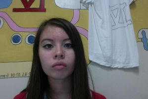 My makeup for school~ by aiyana231