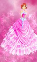 WITCHIX- Will's Ball Gown by IcySeeker