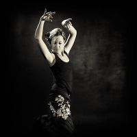 Flamenco III by ChristineAmat