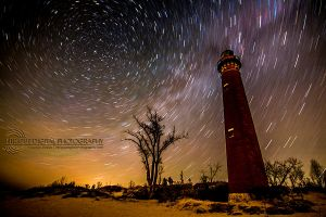 Little Sable Point Lighthouse by JeffreyDobbs