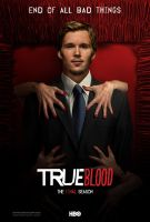 True Blood - The Final Season Poster (Jason) v2 by emreunayli