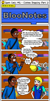 Spark Comic 41 - Clothes Shopping (Part 1) by SuperSparkplug