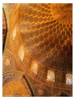 Sheikh Lotfollah Mosque by AminATM