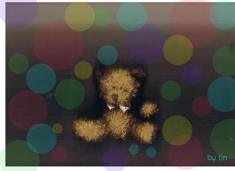 teddy ber by tinartistic
