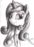 Sweetie Belle (Older) Portrait by Graboiidz