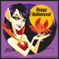 Happy Halloween 2012 by KelleeArt