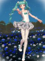 Serene Miku - DOWNLOAD (Safe and beautiful) by YamiSweet