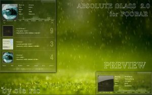 Absolute Glass 2.0 Preview by steric