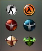 All icons repost CS HL Q3 by fluxcreations