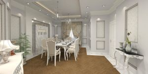 DINING Room by crux-art