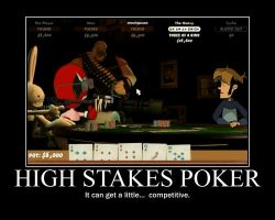 Poker Night MP by TheHumbleFellow