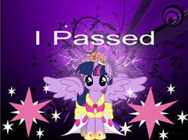 Princess Twilight Sparkle background by PluckyPony