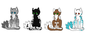 Fera Adopts (Open) by Backup-At-Midnight