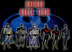 Batman Bruce Timm by stick-man-11