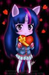 Twilight Heart by HaruShadows