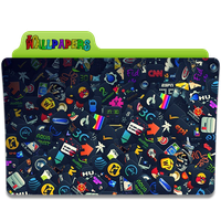 Wallpapers Folder Icon by gterritory