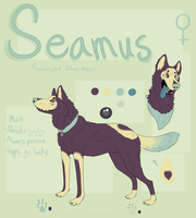Seamus Ref (OUTDATED) by earthytones
