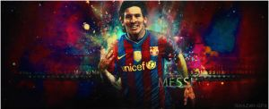 Messi by Ghazwi-Mohamed