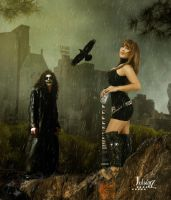 The Crow by Julianez