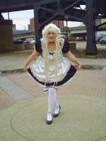 Chobits::Chii 10. by XMireille-chanX