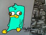 BABY PERRY IN MY BOOK ! ( colored version ) by cookie62667