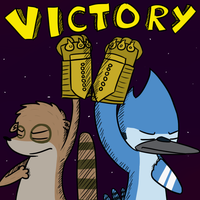 RS: Victory by BuizelKnight