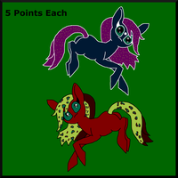AUG 16: 5 Point Adopts by Chickfila-Chick