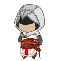 Altair Chibell by LizWilcox