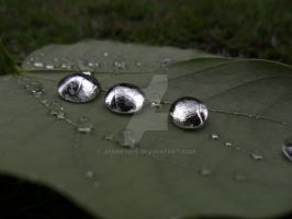 raindrops at night.. by jhames019