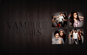 The Vampire Diaries wallpaper by avadaxkedavra