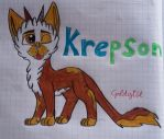 For Krepson ^-^ by Goldsuncat