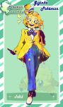 pd : gijinka meme - joltik by 79Guarisapos