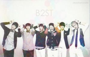 B2ST by strawberrytokki