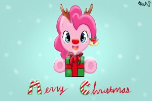A Present From Pinkie by LigerStorm