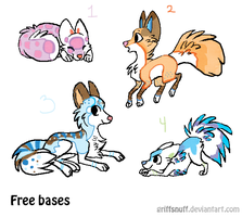 More Fox Adopts by Magicpawed