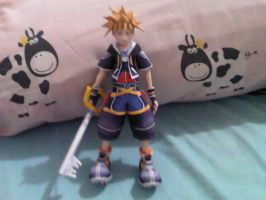 sora papercraft by margarethere