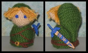 Princess Zelda Amigurumi by Craftigurumi on DeviantArt