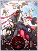 Bayonetta. by Sciff3