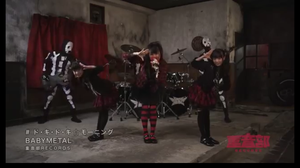 babymetal 2 by Wolf-Angel-whitewing