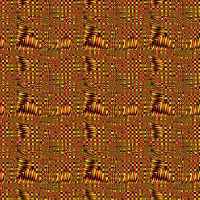 Squares pattern by Patterns-stock