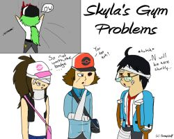 Skyla's Gym Problems by Housho