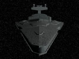 Star Destroyer 2 by phantomcameron