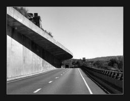 Weird Highway by syrenemyst