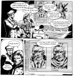 Metal Gear comic by MenasLG