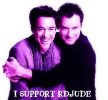 I SUPPORT RDJUDE by xCookie93