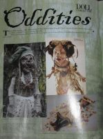 My Work in Doll Collector Magazine by Woodedwoods