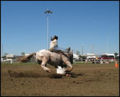 Barrel Racing 2 by eyesofhumor