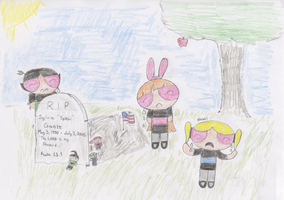 Funeral for a Friend ... by WingDiamond