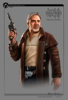 Star Wars Episode 7 Han Solo Concept by Vektor1970